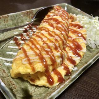 チーズオムレツ(海門 )