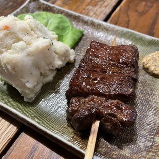牛ハラミ串(日南 (にちなん))