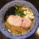 煮干し中華そば塩ver(麺 昌まさ)