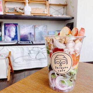 パワーサラダカップ(大仏café koryo nara )
