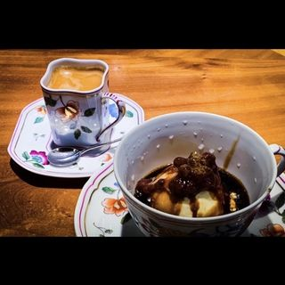 エスプレッソ・ゼリー(かふぇ おか がれーじ (Coffee Oka Garage))