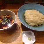 淡麗昆布水つけ麺