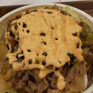 牛丼ライト高菜明太マヨ