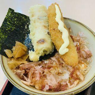 海苔弁単品(ゆで太郎 淡路町店 )