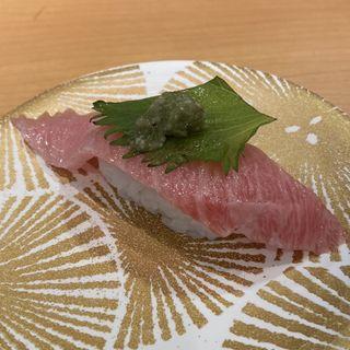 本まぐろカマトロ(大起水産回転寿司 兵庫川西店 (だいきすいさん))