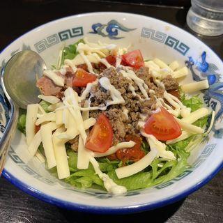 タコライス(柳麺まる重)