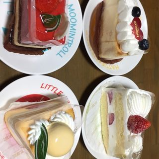 ストロベリーケーキ(コボリ洋菓子店)