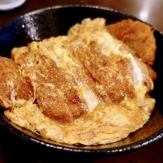 カツ丼(釜揚饂飩詫間)