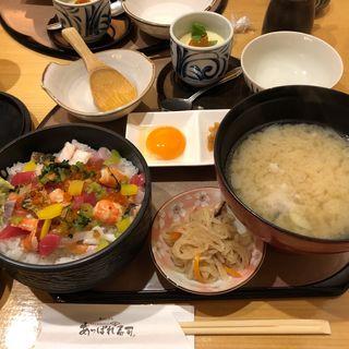 ひつまぶし(あっぱれ寿司 秋田駅東口店 )