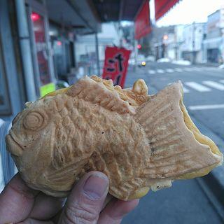 たい焼き ツナマヨ(栗駒屋)