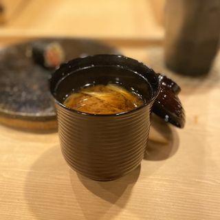 味噌汁(すし処 睦月 (むつき))