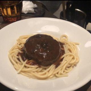 RODEO名物ミートスパゲティ(RODEO & Cafe)