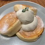 奇跡のパンケーキ メープルバタークリーム(FLIPPER'S 表参道店)