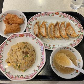 炒飯セット(餃子の王将 仙台一番町店 )