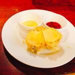 天ぷらアイス