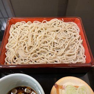 もりそば(室町 砂場 赤坂店 (むろまちすなば))
