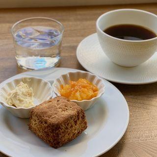 自家製スコーン(2F coffee (ニエフコーヒー))