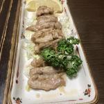 せせりの塩焼き(海門 )