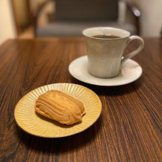 焼き菓子セット(ロシアケーキ(ブドウジャムサンド)、開新堂ブレンドコーヒー)(村上開新堂 )