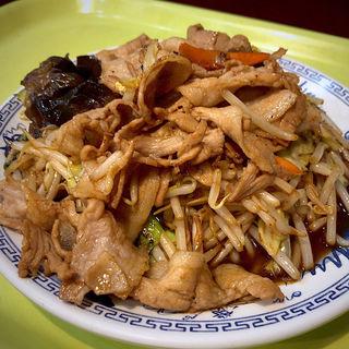ジャンボ炒め(北京餃子 )