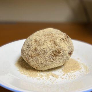 紅茶とクリームチーズときび砂糖(ひつじ )