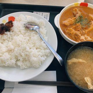 マッサマンカレー大盛り(松屋 新小岩北口店 )