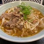 塩の牛汁らぁ麺