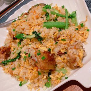 角煮チャーハン(中華旬彩料理・火鍋 聚)