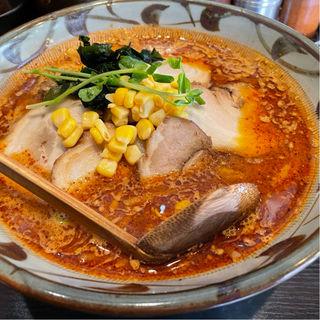 火吹チャーシュー(細麺)