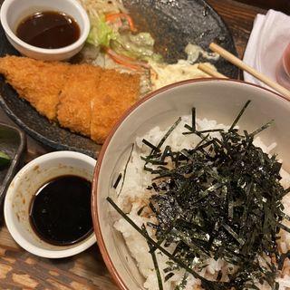 ささみチーズカツ(備長炭火焼ひかり鶏 麻布十番店 (ひかりどり))