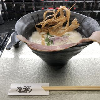 鶏soba(鶏soba 座銀 くずはモール店)