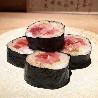 鉄火巻き(魚とお酒 ごとし )