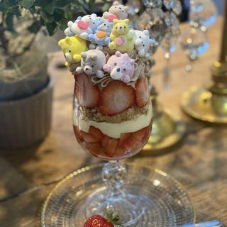 VALENTINE Parfait(JTRRD  Cafe )