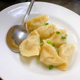 水餃子(平安飯店 )