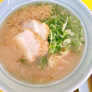 角煮ラーメン(角煮別皿)(味心)