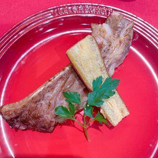 芦屋ミッドナイトスペアリブ(神戸 出汁 豚しゃぶ まん乃)
