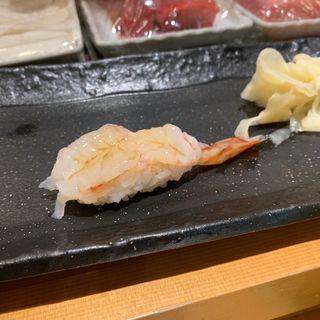 牡丹海老(TAIZUSHI (タイズシ 【旧店名】すしの利行))