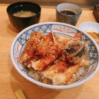 特製天丼(てんぷら黒川 (くろかわ))