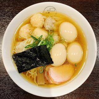 特製ワンタン麺(ミックス)