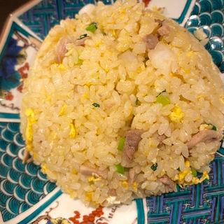 チャーハン(麺や 流)