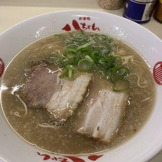 ラーメン(太宰府 八ちゃんラーメン)