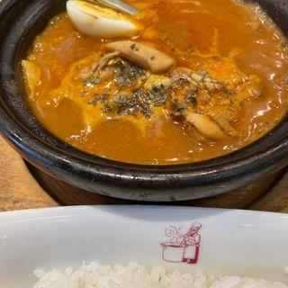 インド風チキンカレー(ホットスプーン (Hot Spoon))