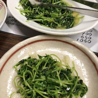 青菜の炒め(八仙 (はっせん))