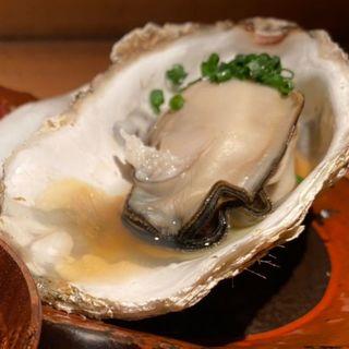 生牡蠣(魚輝 (ウオテル))