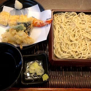 天せいろ(手打蕎麦 いしおか )