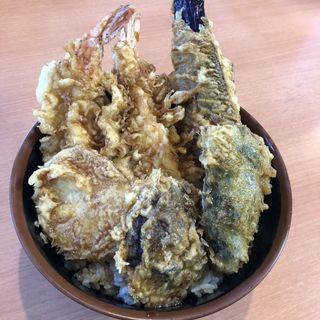 天丼(豊野丼)