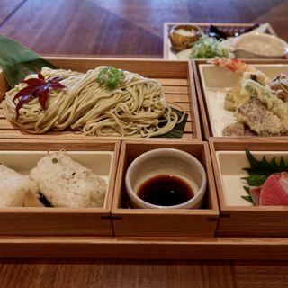 日光蕎麦御膳(日本料理 BY ザ・リッツ・カールトン)