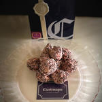 Charlemagne  Chocolatiers / トリュフ・ピンクラズベリー