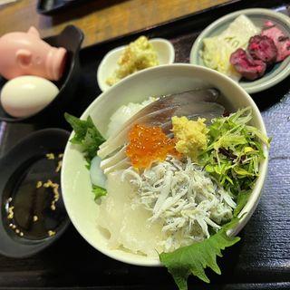 本日の海鮮丼(いか食堂 )