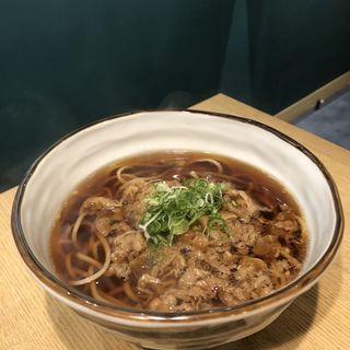 肉蕎麦(北ノ酒場 )